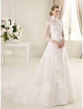 Long Sleeve Wedding Dress on Factors Help Long Sleeved Wedding Dresses Popular Dans Wedding Dresses