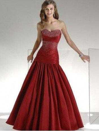 Prom Dresses For Skinny People - Purple Graduation Dresses